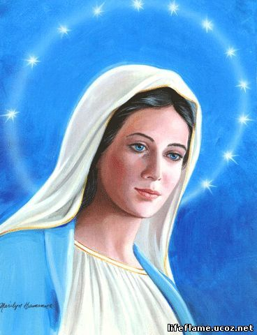 изображение девы марии: